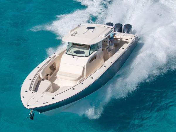 2020 Grady-White boat for sale, model of the boat is Canyon 376 & Image # 10 of 25