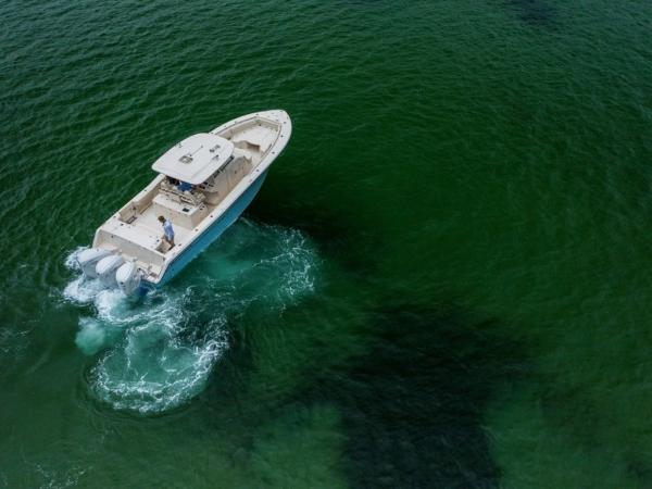 2020 Grady-White boat for sale, model of the boat is Canyon 376 & Image # 11 of 25
