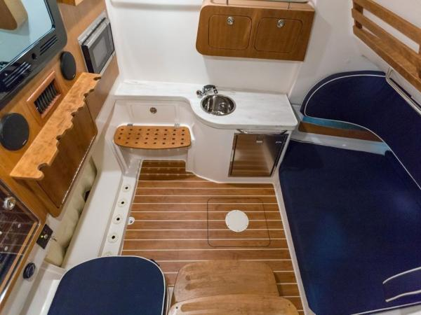 2020 Grady-White boat for sale, model of the boat is Canyon 376 & Image # 13 of 25