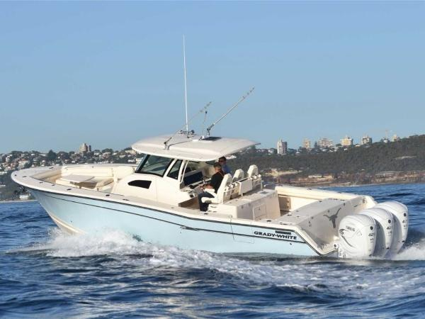 2020 Grady-White boat for sale, model of the boat is Canyon 376 & Image # 14 of 25