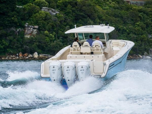2020 Grady-White boat for sale, model of the boat is Canyon 376 & Image # 20 of 25