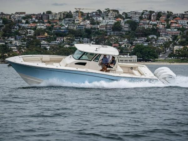 2020 Grady-White boat for sale, model of the boat is Canyon 376 & Image # 23 of 25