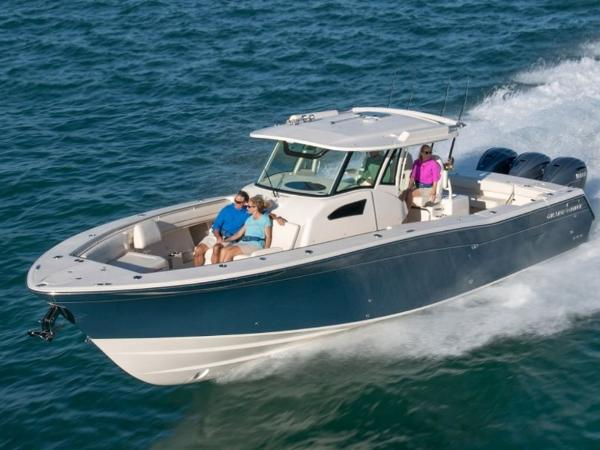 2020 Grady-White boat for sale, model of the boat is Canyon 376 & Image # 24 of 25