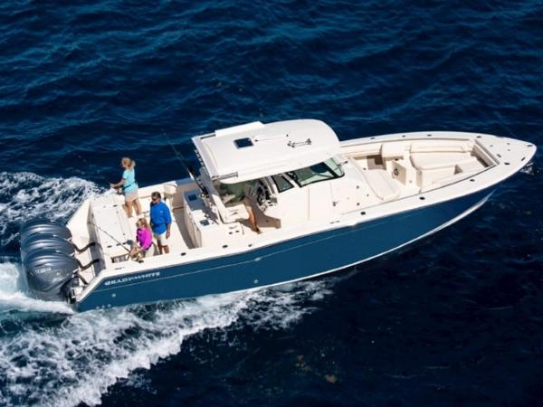 2020 Grady-White boat for sale, model of the boat is Canyon 376 & Image # 25 of 25