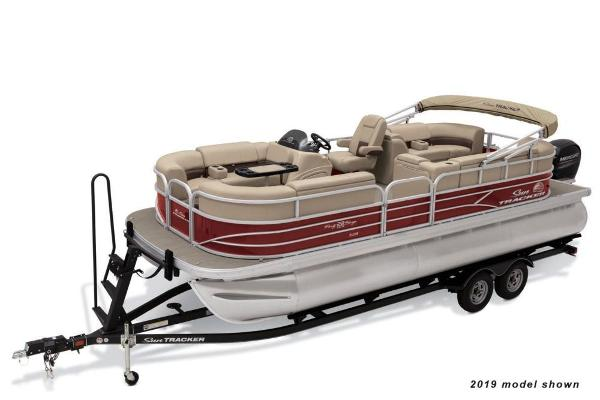 2020 SUN TRACKER PARTY BARGE 22 XP3 for sale