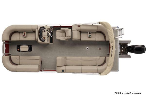 2020 Sun Tracker boat for sale, model of the boat is Party Barge 22 XP3 & Image # 2 of 3