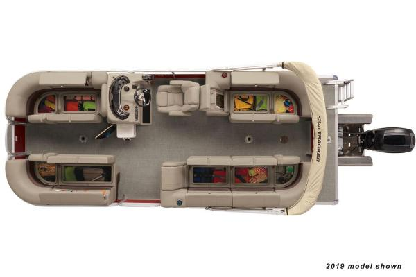 2020 Sun Tracker boat for sale, model of the boat is Party Barge 22 XP3 & Image # 3 of 3