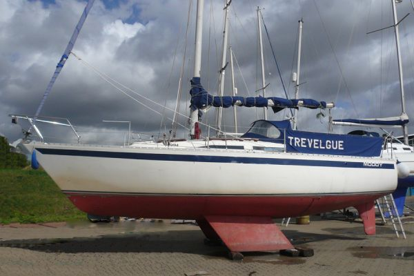 Moody 34 boat for sale