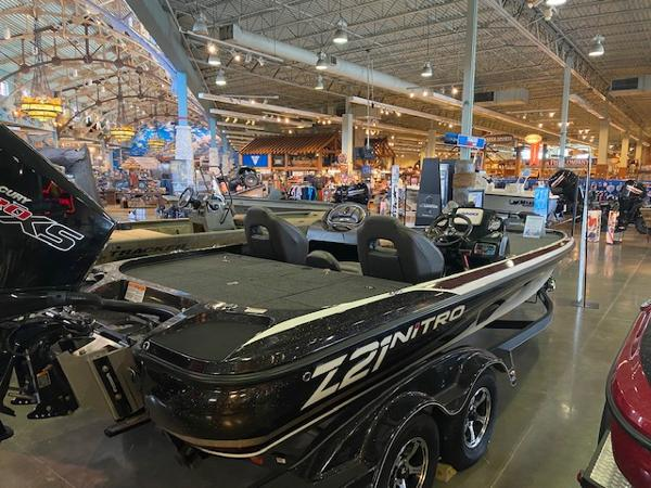 2019 Nitro boat for sale, model of the boat is Z21 & Image # 1 of 8