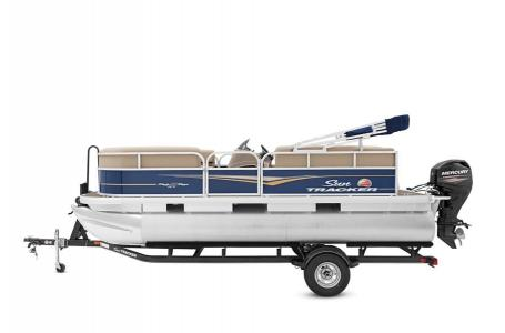 2020 Sun Tracker boat for sale, model of the boat is Party Barge 18 w/75ELPT 4S STD & Image # 25 of 37