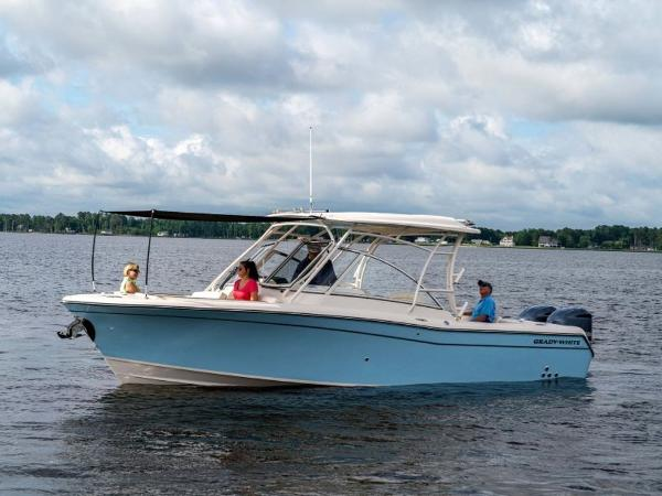 2020 Grady-White boat for sale, model of the boat is Freedom 285 & Image # 1 of 12