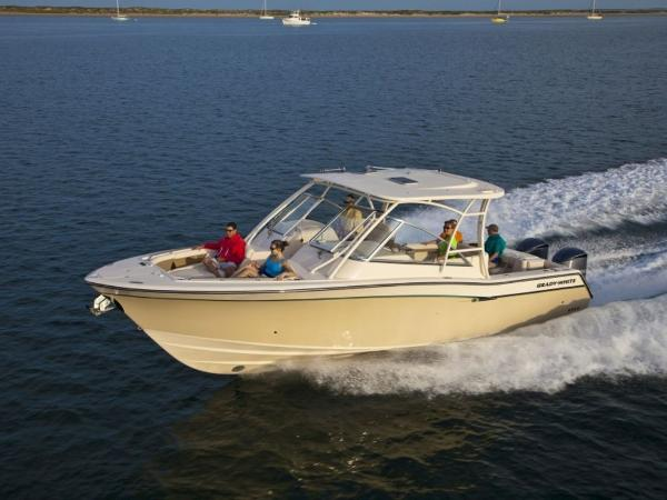 2020 Grady-White boat for sale, model of the boat is Freedom 335 & Image # 1 of 36
