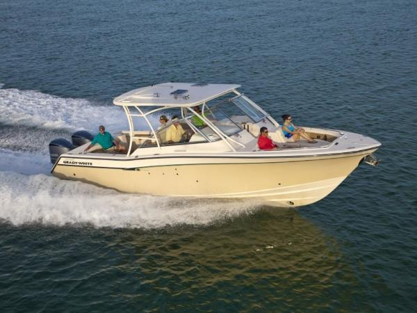 2020 Grady-White boat for sale, model of the boat is Freedom 335 & Image # 2 of 36