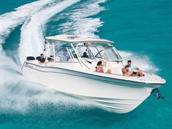 2020 Grady-White boat for sale, model of the boat is Freedom 335 & Image # 3 of 36