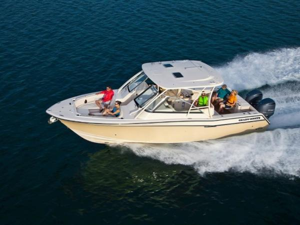 2020 Grady-White boat for sale, model of the boat is Freedom 335 & Image # 4 of 36