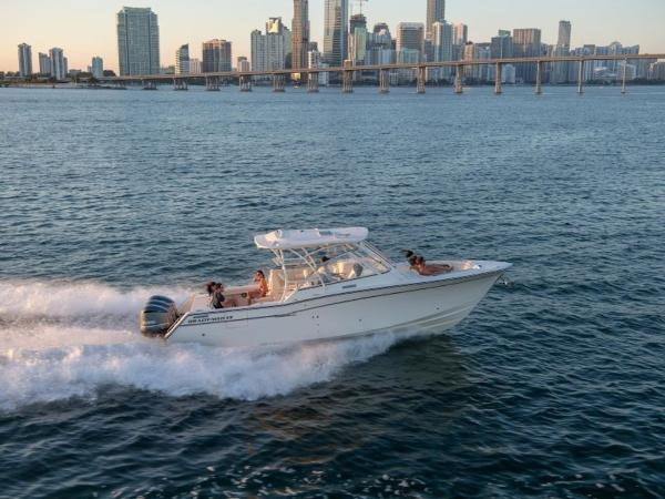 2020 Grady-White boat for sale, model of the boat is Freedom 335 & Image # 5 of 36