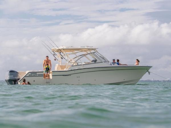 2020 Grady-White boat for sale, model of the boat is Freedom 335 & Image # 6 of 36