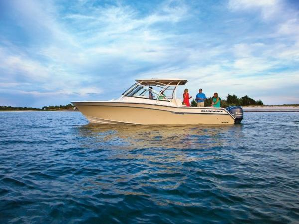 2020 Grady-White boat for sale, model of the boat is Freedom 335 & Image # 8 of 36