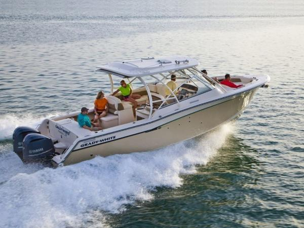 2020 Grady-White boat for sale, model of the boat is Freedom 335 & Image # 10 of 36