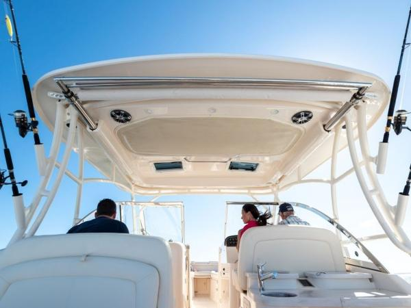 2020 Grady-White boat for sale, model of the boat is Freedom 335 & Image # 11 of 36