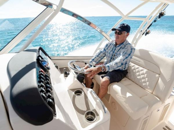 2020 Grady-White boat for sale, model of the boat is Freedom 335 & Image # 13 of 36