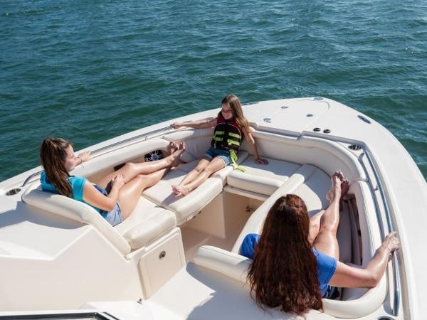 2020 Grady-White boat for sale, model of the boat is Freedom 335 & Image # 19 of 36