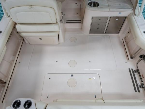 2020 Grady-White boat for sale, model of the boat is Freedom 335 & Image # 31 of 36
