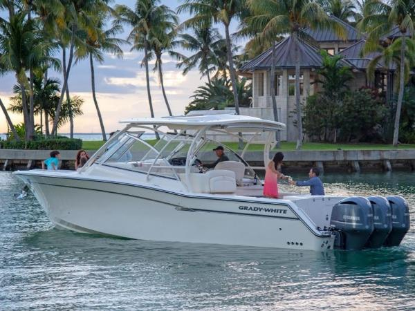 2020 Grady-White boat for sale, model of the boat is Freedom 335 & Image # 33 of 36