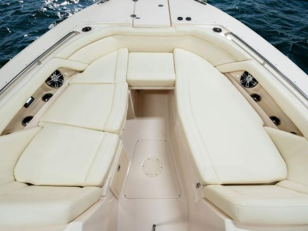 2020 Grady-White boat for sale, model of the boat is Freedom 335 & Image # 34 of 36