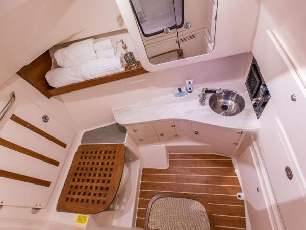 2020 Grady-White boat for sale, model of the boat is Freedom 335 & Image # 35 of 36