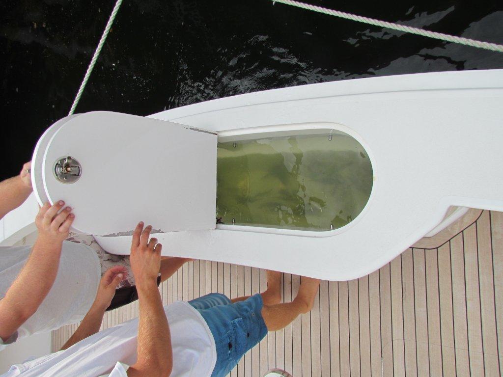 Cockpit Custom Livewell