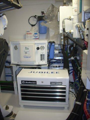 Engine Room Port Outboard
