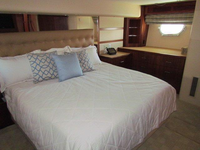 Master Stateroom View Port