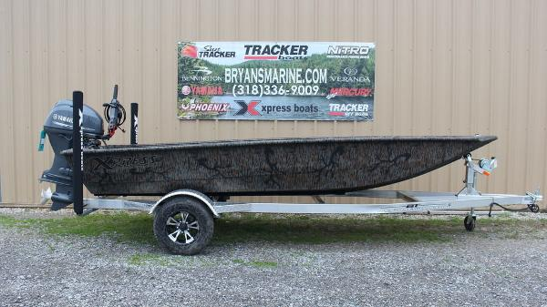 2020 Xpress boat for sale, model of the boat is HD16DBX & Image # 1 of 9