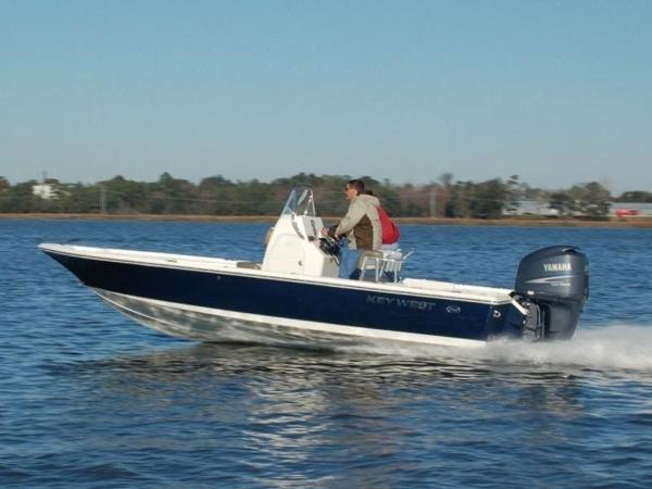 2020 Key West boat for sale, model of the boat is 210BR & Image # 4 of 16