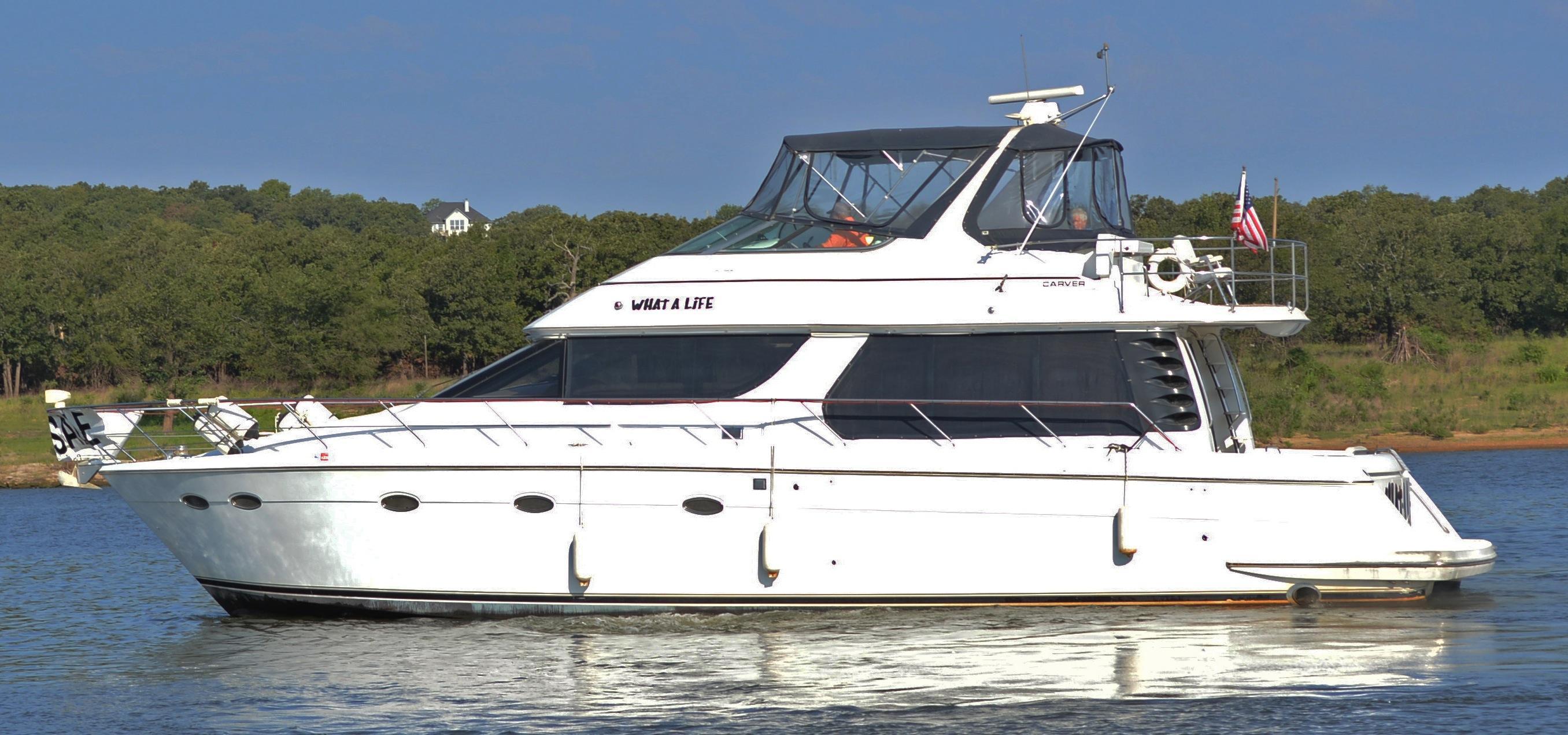 53 CARVER YACHTS 1999 Mannford | Denison Yacht Sales