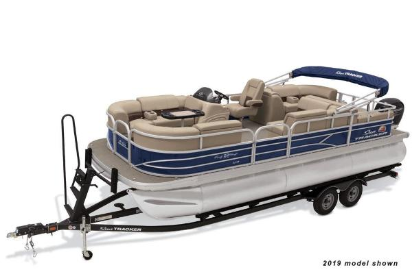 2020 SUN TRACKER PARTY BARGE 22 RF XP3 for sale