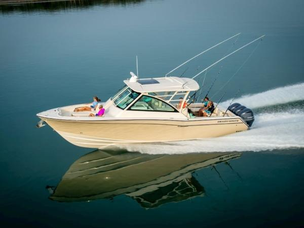 2020 Grady-White boat for sale, model of the boat is Freedom 375 & Image # 1 of 30