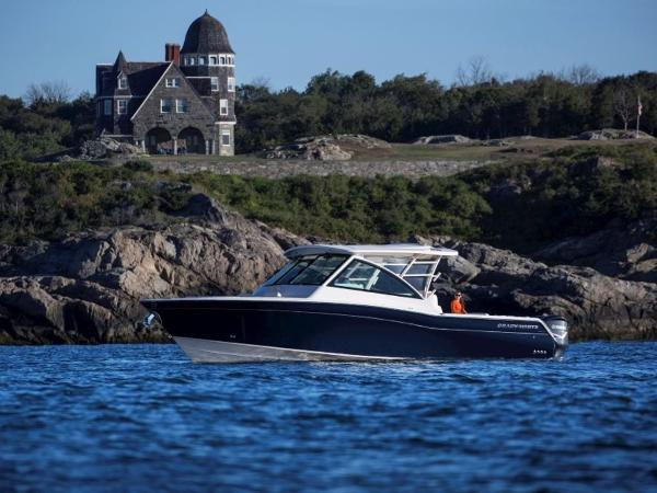 2020 Grady-White boat for sale, model of the boat is Freedom 375 & Image # 2 of 30