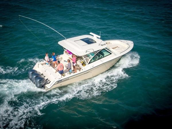2020 Grady-White boat for sale, model of the boat is Freedom 375 & Image # 6 of 30