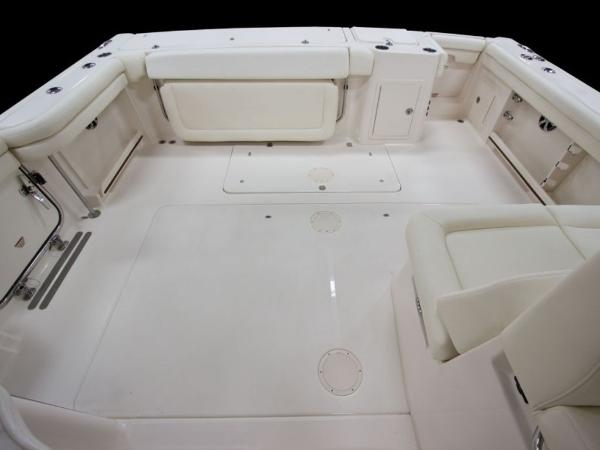 2020 Grady-White boat for sale, model of the boat is Freedom 375 & Image # 12 of 30