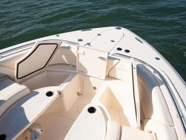 2020 Grady-White boat for sale, model of the boat is Freedom 375 & Image # 15 of 30