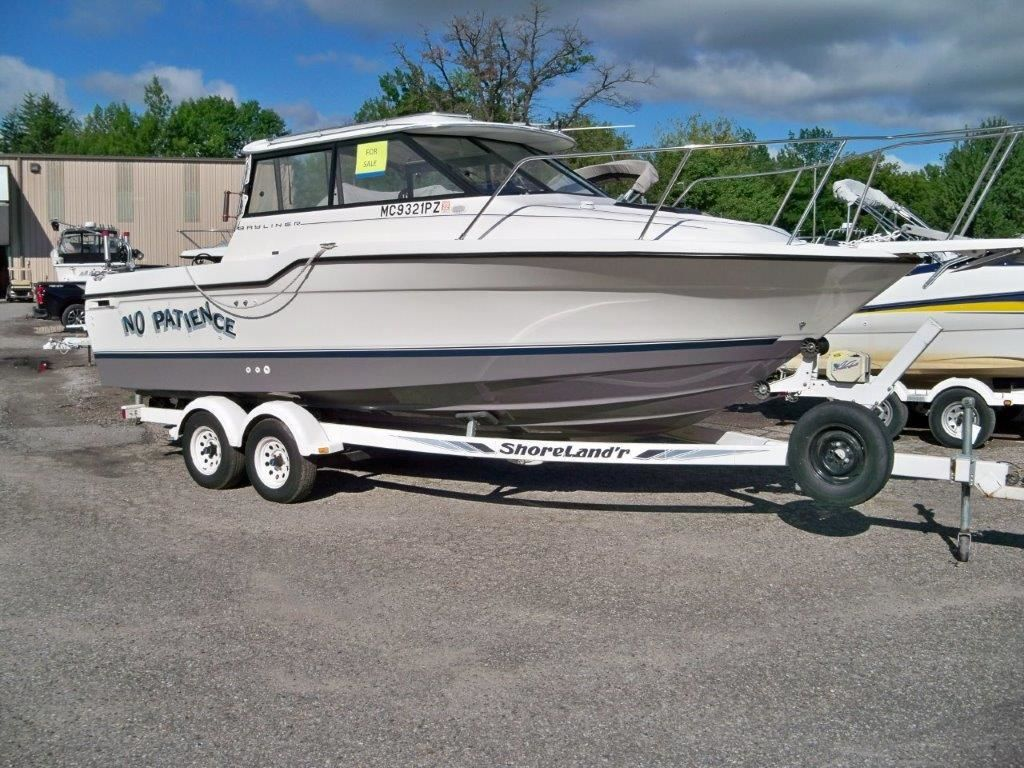 1995 Bayliner boat for sale, model of the boat is 2359 WA & Image # 3 of 26