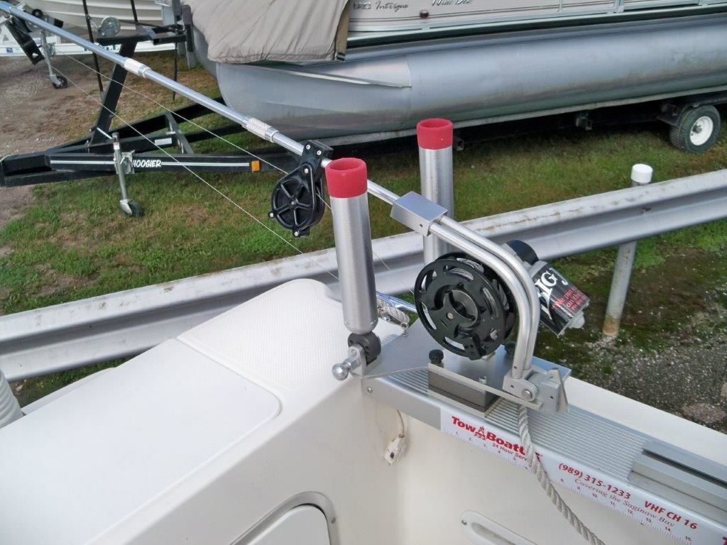 1995 Bayliner boat for sale, model of the boat is 2359 WA & Image # 22 of 26