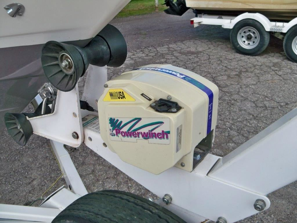 1995 Bayliner boat for sale, model of the boat is 2359 WA & Image # 25 of 26