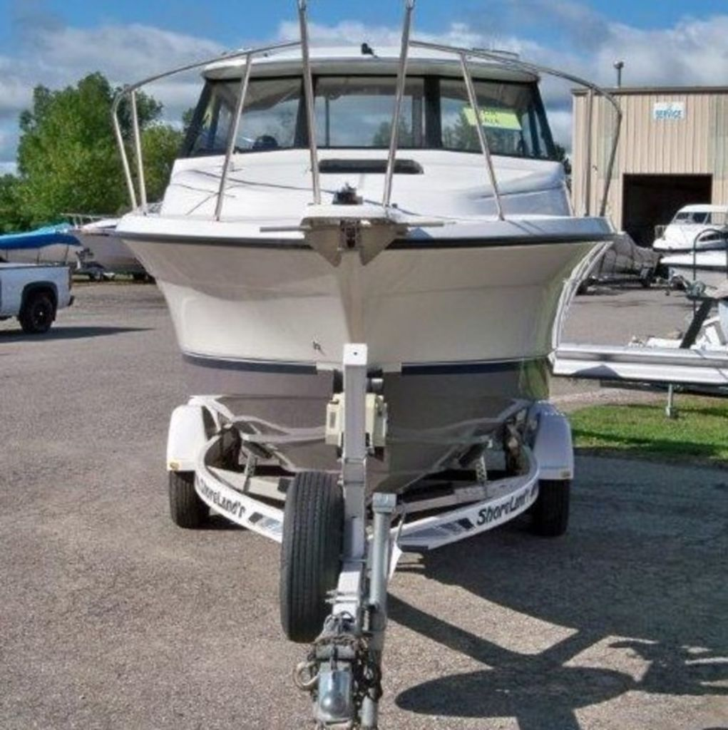 1995 Bayliner boat for sale, model of the boat is 2359 WA & Image # 5 of 26
