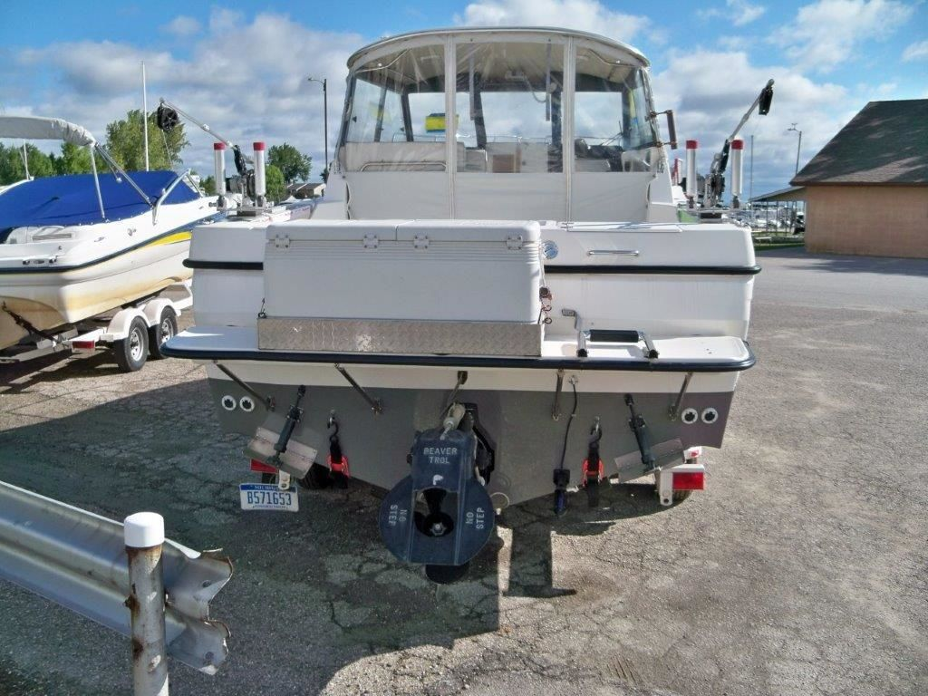 1995 Bayliner boat for sale, model of the boat is 2359 WA & Image # 6 of 26