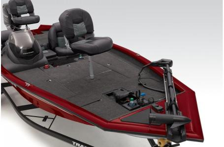 2020 Tracker Boats boat for sale, model of the boat is Pro Team 175 TXW w/75 ELPT 4S STD & Image # 30 of 35