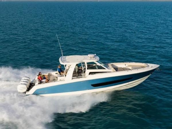 2020 Boston Whaler boat for sale, model of the boat is 420 Outrage & Image # 1 of 55