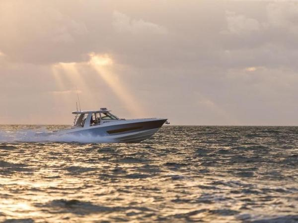2020 Boston Whaler boat for sale, model of the boat is 420 Outrage & Image # 2 of 55